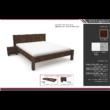 Maya ágykeret 160 x 200 cm