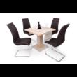 Cocktail asztal 80 x 80 cm