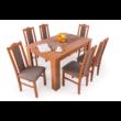 Félix asztal 135 x 90 cm
