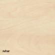 100 x 50 cm-es duplafiókos íróasztal