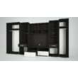 Basel szekrénysor  310 cm