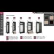 G3 fiókos tele ajtós elem 40 cm