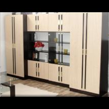 Szandra szekrénysor, ajtós változat