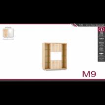 M-9 lenyílós komód
