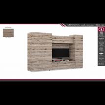 Messina szekrénysor 255 cm