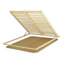 Ágyrács, 160x200 cm, BASIC FLEX 3-zónás
