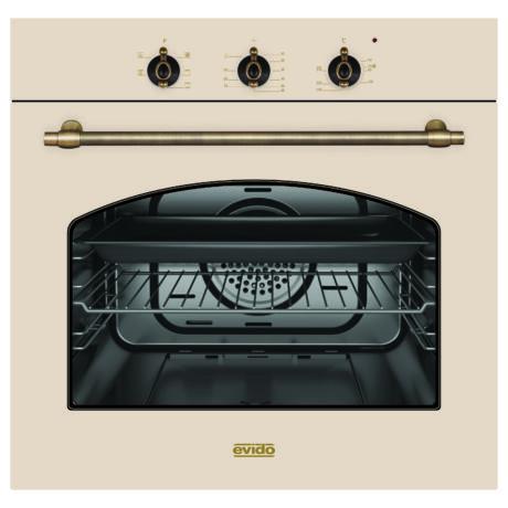 EVIDO RUSTC -O légkeveréses sütő