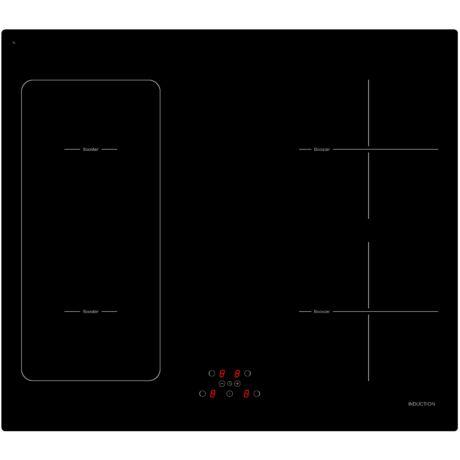 EVIDO VETRO 60 beépíthető indukciós főzőlap-fekete