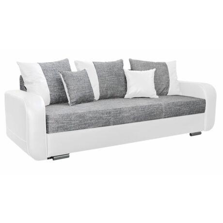 Fero 3 személyes kanapé- textilbőr-szövet