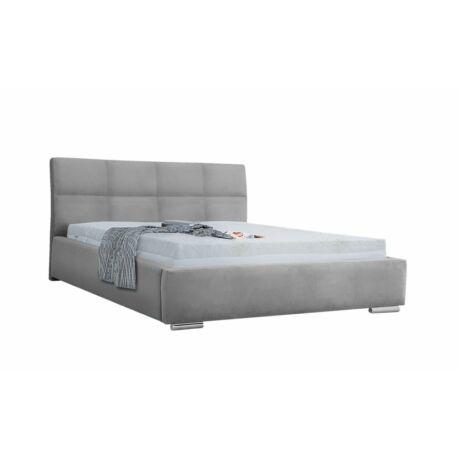 Typ07 ágyrácsos ágy, szövet 90×200 cm