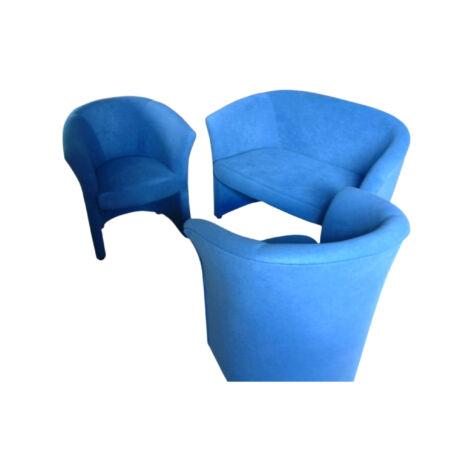 KAGYLÓ fotel dupla