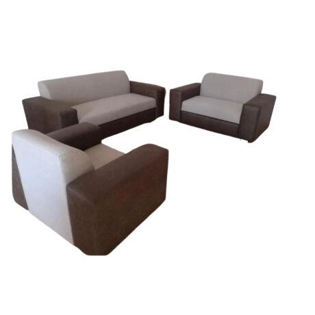 Monaco 3 személyes kanapé rugós