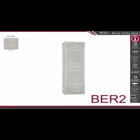 BER2 60-as ruhás elem