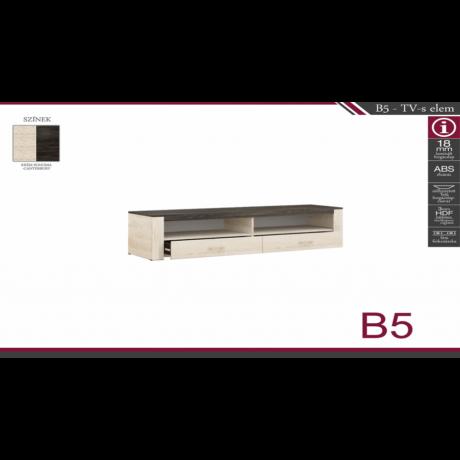 B5 TV-s elem
