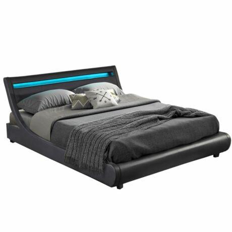 FELINA ágy LED világítással 160cm