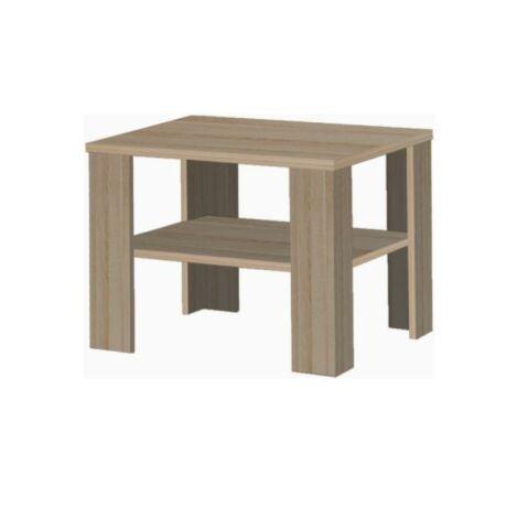 Dohányzóasztal, sonomatölgyfa trufla, INTERSYS 21