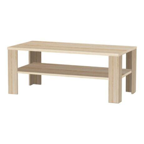 Asztal,sonoma tölgyfa, INTERSYS NEW 22