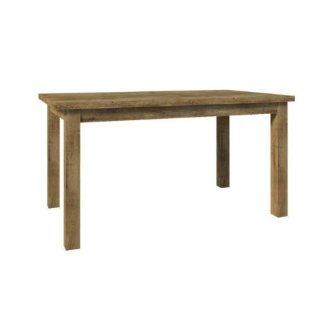 Étkezőasztal, lefkas tölgyfa, MONTANA STW