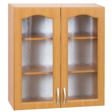 Felső szekrény, égerfa, LORA MDF W80S
