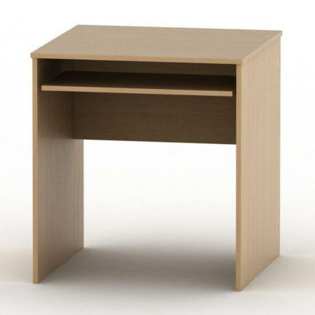 Kihúzható íróasztal, bükkfa, TEMPO ASISTENT NEW 023