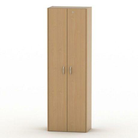 Akasztó szekrény + zár, bükkfa, TEMPO ASISTENT NEW 006
