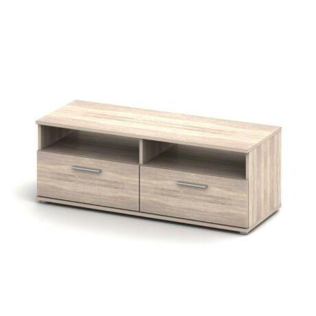 TV asztal/szekrény, sonoma tölgyfa, NOKO-SINGA 12