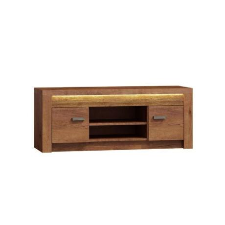 TV asztal /szekrény, világos kőris, INFINITY 09