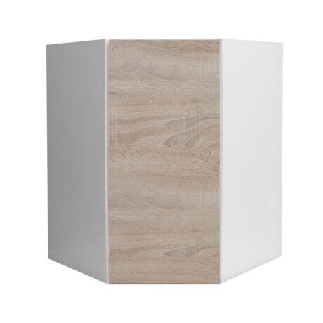 Felső sarok szekrény,sonoma tölgyfa, LINE