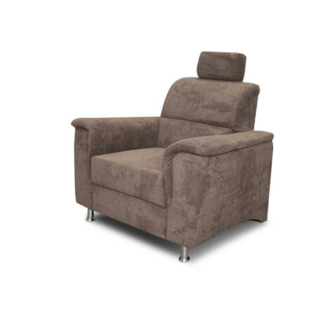Fotel,szövet Matrix 5 barna, SANTIAGO