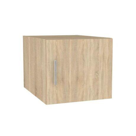 Felső szekrény, DTD laminált, sonoma tölgyfa, INVITA