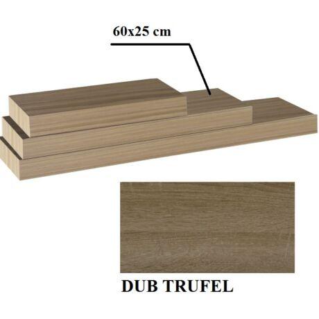 Polcok, trufla tölgyfa, 60×120 GANA