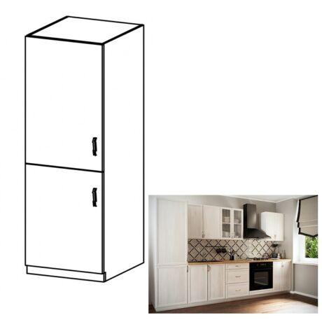 SICILIA D60ZL Konyha szekrény beépített hűtőszekrényhez ballos