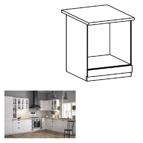 PROVANCE D60ZK konyhai alsó szekrény, fenyő ANDERSEN/fehér