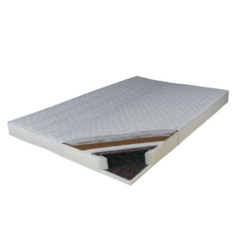 Kétoldalas rúgós matrac, 180x200, KOKOS MEDIUM