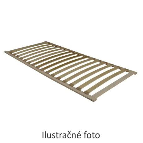 FLEX 3-zónás ágyrács, 160x200 cm