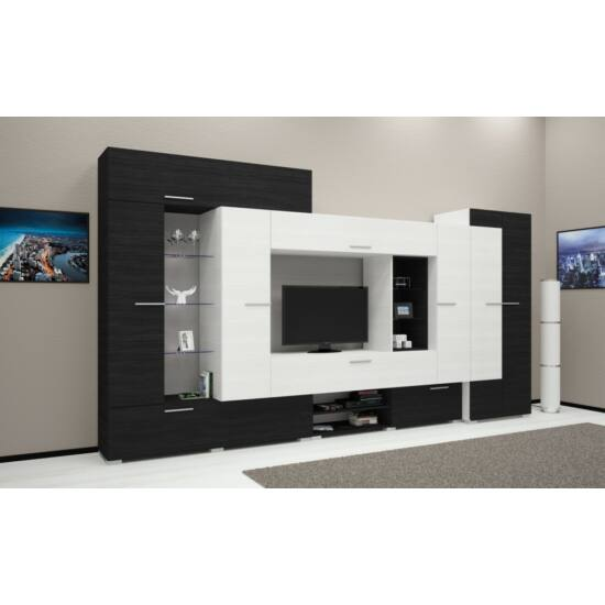 Komfort szekrénysor, 405 cm