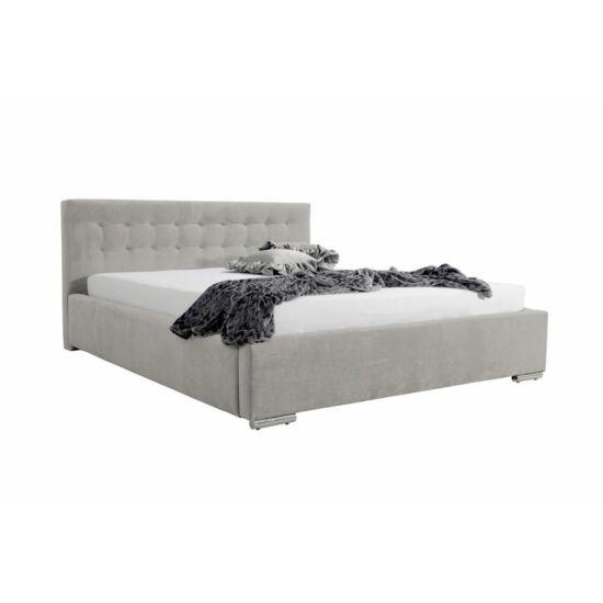 Typ01 ágyrácsos ágy, szövet 180×200 cm