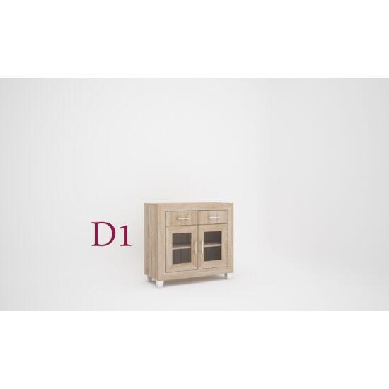 Dany D1 komód elem 2 ajtós