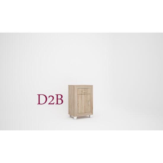 Dany D2 komód elem (bal)