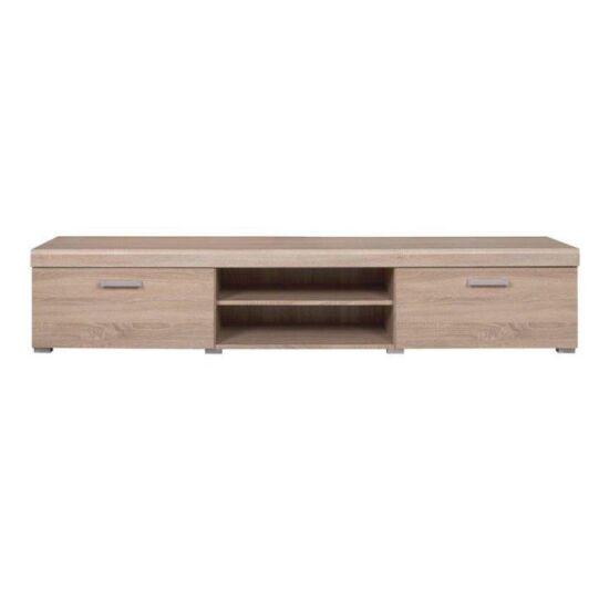 TV asztal/szekrény 05 típus, sonoma tölgyfa, DAVIS