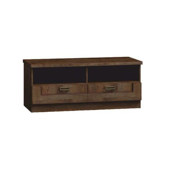 TV asztal/szekrény,lefkas tölgyfa, TEDY T11 TÍPUS