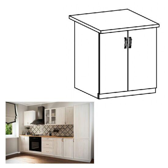 SICILIA D60 alsó konyha szekrény ajtóval