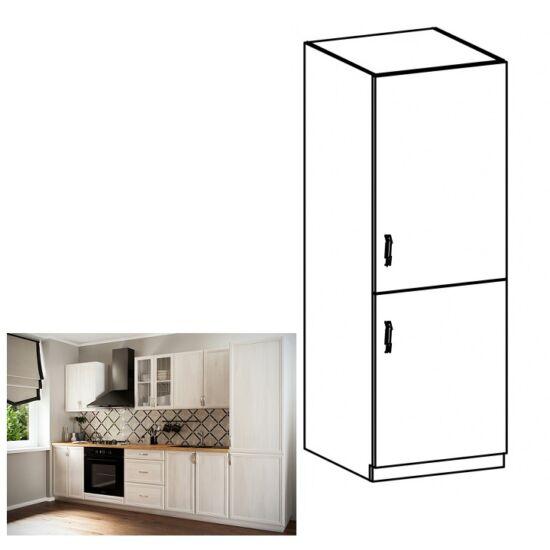 SICILIA D60ZL Konyha szekrény beépített hűtőszekrényhez jobbos