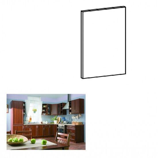 Konyha bútor mosogató ajtó, dió Milano, 59,6x57 cm, SICILIA